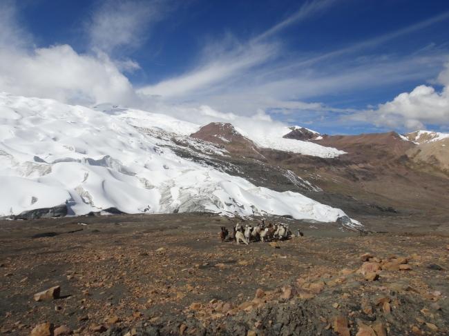 Quelccaya Peru Image